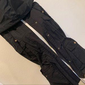 Love Tree Forever 21 Black utility vest 🖤